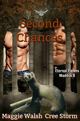 Second Chances [Eternal Flames Maddox 8] by Maggie Walsh & Cree Storm