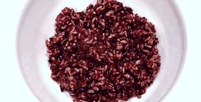 Purple Brown Rice