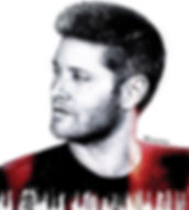 Another drawing of _jensenackles hope u