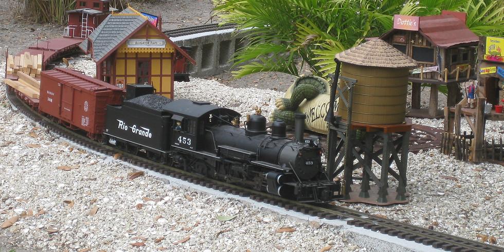 FGRS Train Meet