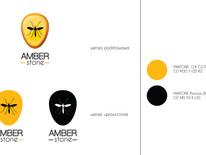 Logo firmy sprzedającej biuterię z bursztynem