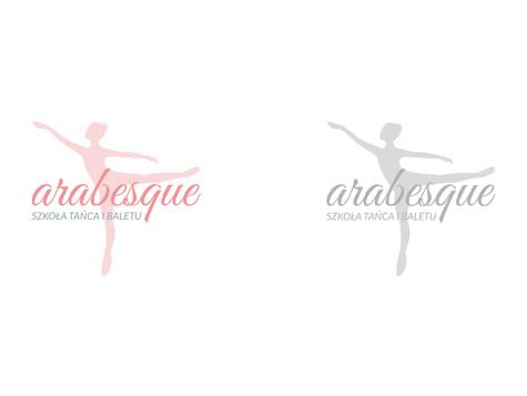 Logo szkoły baletowej