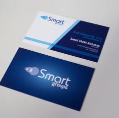 wizytówki Smart groups