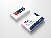Wizytówki firmy Elplus