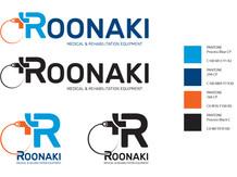 Logo firmy sprzedającej sprzęt medyczny i rehabilitacyjny