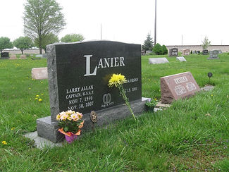 Tribute - My Father, Larry Allan Lanier
