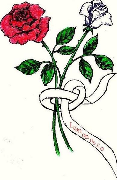 LeanOnUs Roses by Samantha age 15
