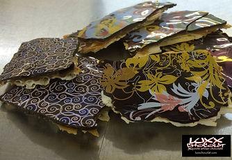 Luxx Chocolat Wowza Matza side view high