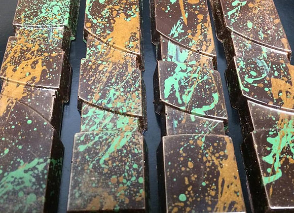 CFBAR - CinnaFig Salted Caramel Bar