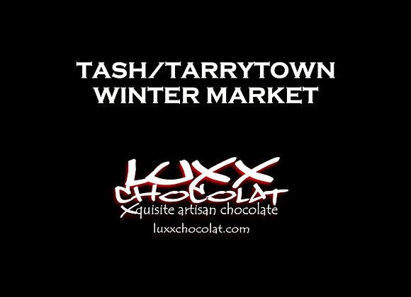 PICK UP 4/24 @TASH/TARRYTOWN WINTER FARMERS MARKET