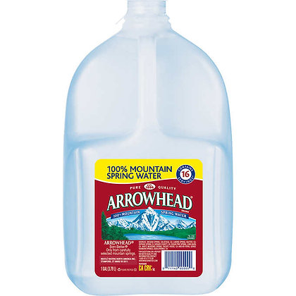 Arrowhead Distilled Water