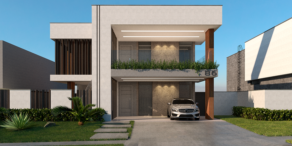 .residencial C86