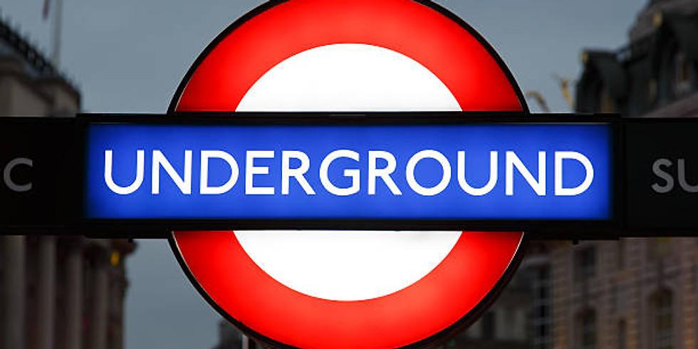 Guided Underground Tube Tour