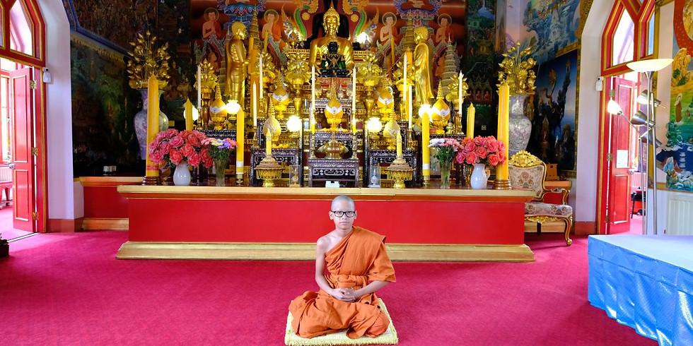 Buddhist Thai Temple - Free