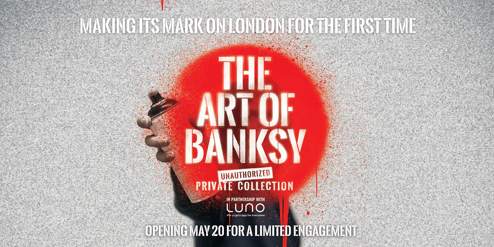 Bansky - Private Collection - English Group