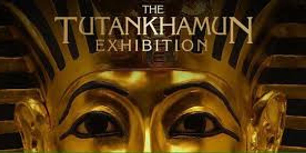 TUTANKHAMUN – Treasures of the golden Pharaon