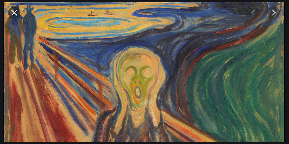Tracey Emin / Edvard Munch: - English Group