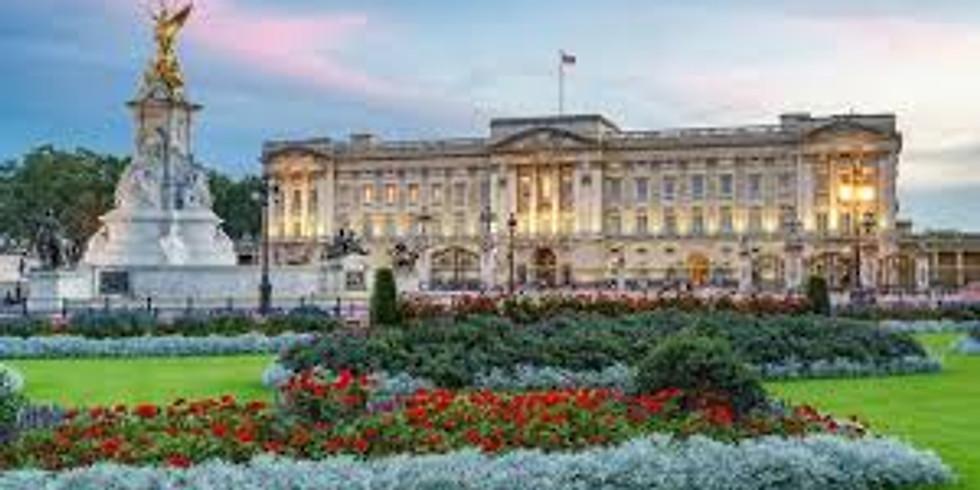 Thursday - Buckingham Palace Guided Tour