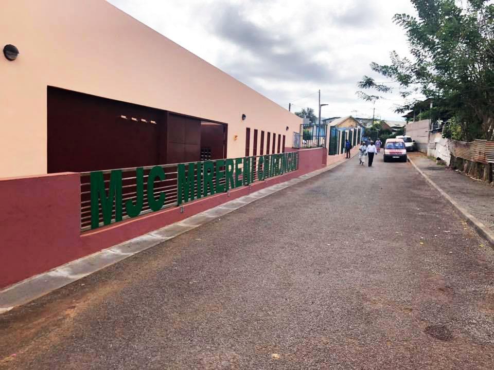 Inauguration Centre social Miréréni