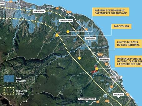 DARWIN CONCEPT, attributaire de la mission de MOE partielle pour l'avant-projet de la Route des Haut