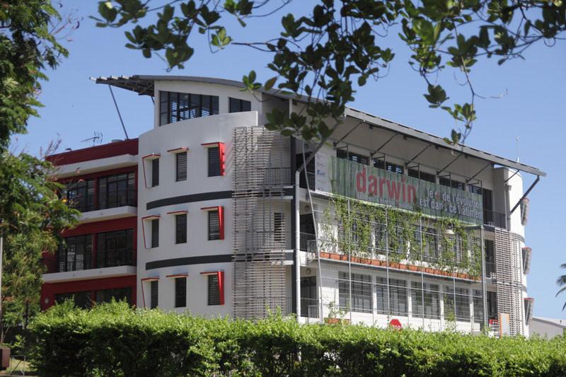 Immeuble de bureaux DARWIN