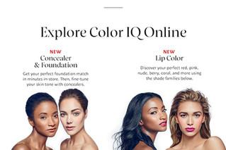▷Sephora + Pantone Color IQの使い方。〜自分に合ったファンデーションを探すファーストステップ〜