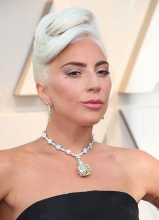 オスカー授賞式 メイクアップ解析 <Lady Gaga>