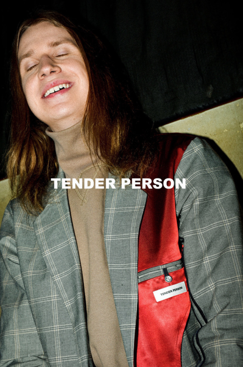 LOOK BOOK -TENDER PERSON-