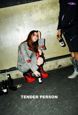 LOOK BOOK -TENDER PERSON-