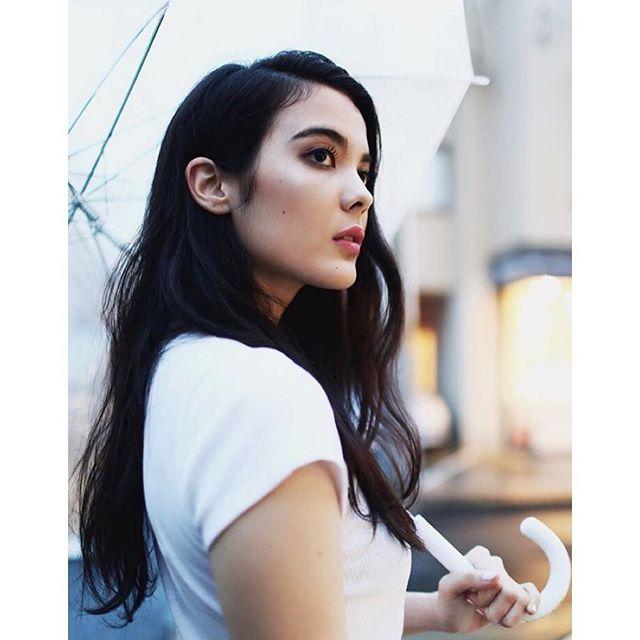 ☔️💜 Model_ _niina_jj _Photographer_ _shescamerashy _Hair_ _dab_taniguchi_hiroshi _Makeup_ _hanako_m