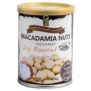 缶入りマカダミアナッツ 塩味 1缶/$6.00