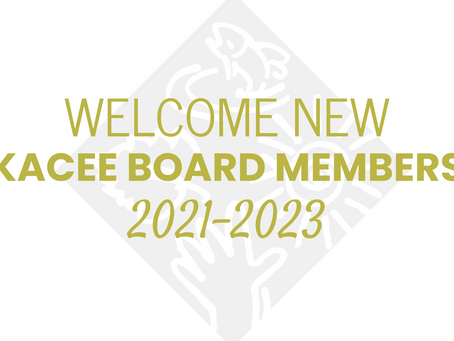 Introducing the 2021-2023 KACEE Board of Directors