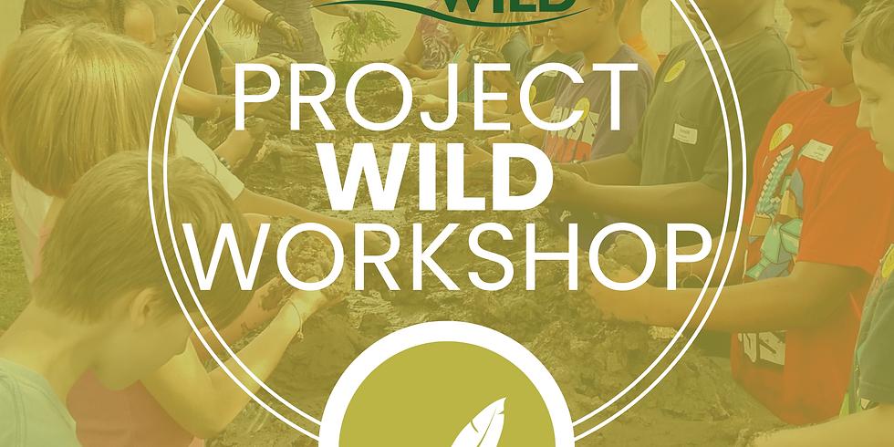 Project WILD Virtual Workshop