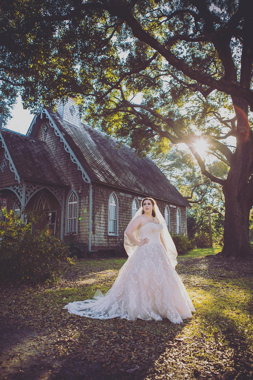 McClellanville, SC Wedding