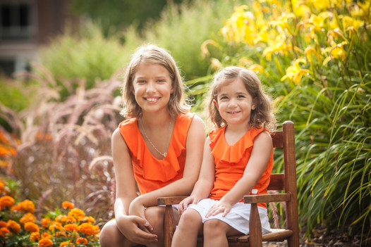 Clemson University Madren Center Family Portraits