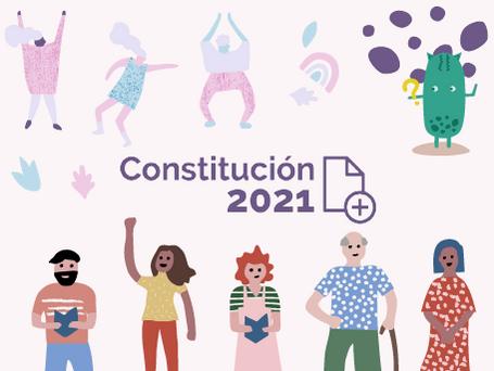 CIVIC EDUCATION - CONSTITUCIÓN 2021