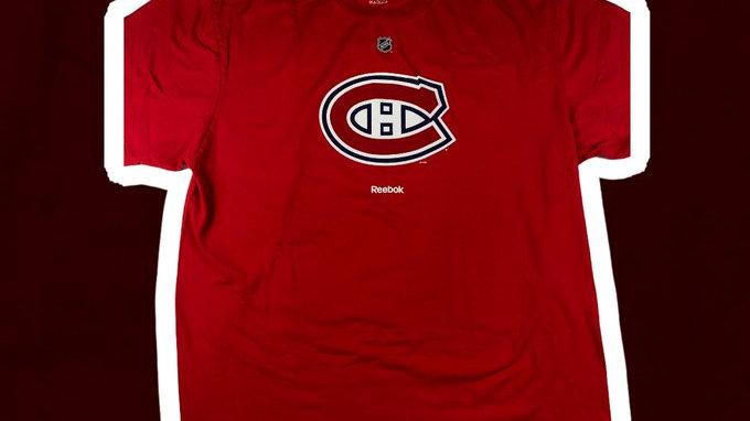 Montreal Canadiens Reebok Tee- XXL