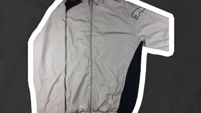 Puma Windbreaker- Large