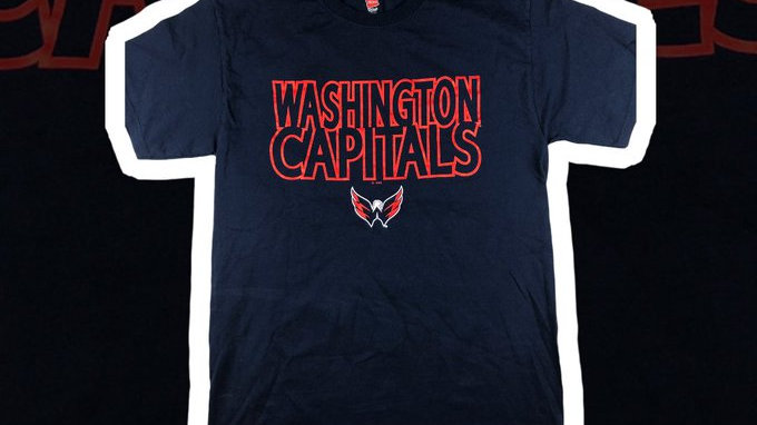 Washington Capitals Tee- Medium