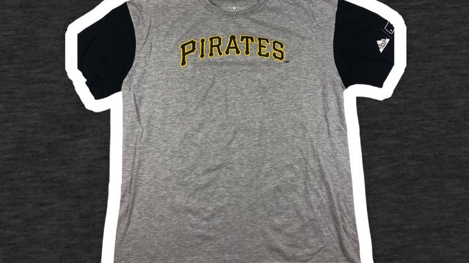 Pittsburgh Pirates Coors Light Tee- Large