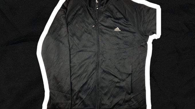 Adidas Zip-Up Sweater- XL