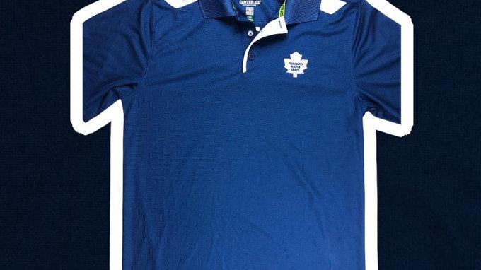 Toronto Maple Leafs Golf shirt- Small