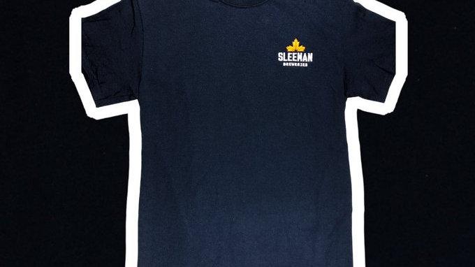 Sleeman Breweries Blue Tee- Small