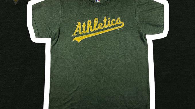 Oakland Athletics MLB Tee- Medium