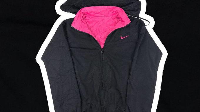 Nike Reverse Windbreaker Womans- Medium