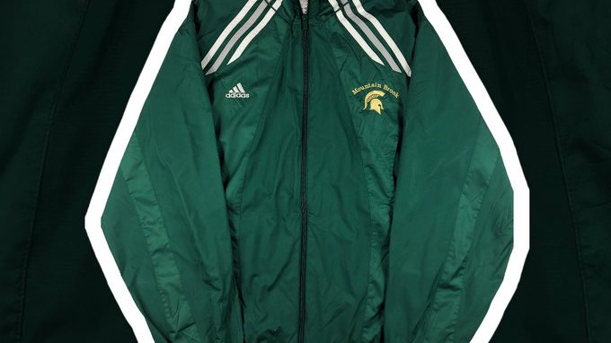 Adidas Spartans Jacket- Small