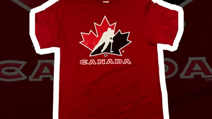 Hockey Canada Tee- Medium