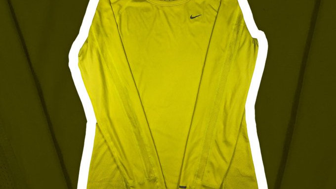 Nike Dr-Fit Long Sleeve Womans- Small