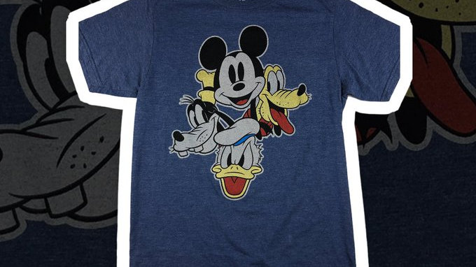 Mickey Mouse Kid's Tee- XL