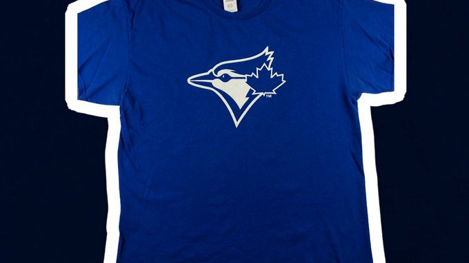 Toronto Blue Jays Tee- Large